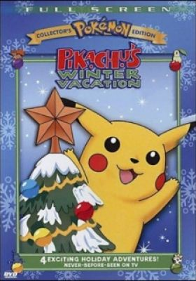 Pokemon: Pikachu's Winter Vacation