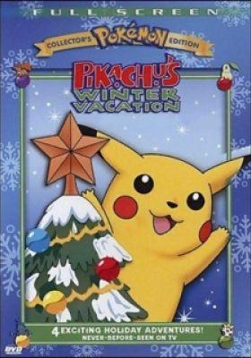 Pokémon: Pikachu's Winter Vacation (2001)