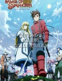Tales of Symphonia: The Animation - The United World Arc