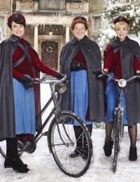 """""""Call the Midwife"""" Christmas Special 2017"""