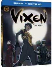 DC Vixen: The Movie 2017