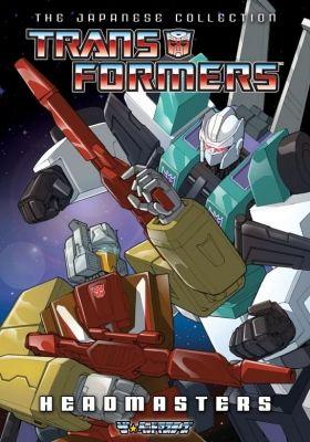 Transformers The Headmasters (Dub)