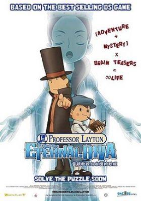 Professor Layton and the Eternal Diva (Dub)