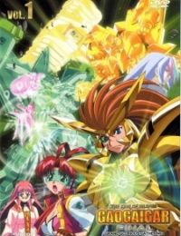 King of Braves GaoGaiGar Final