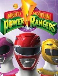 Mighty Morphin Power Rangers 1993