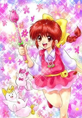 Pastel Yumi, the Magic Idol