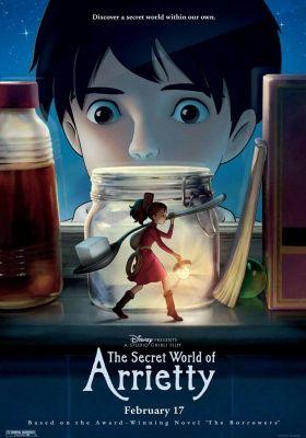 The Secret World of Arrietty (Dub)