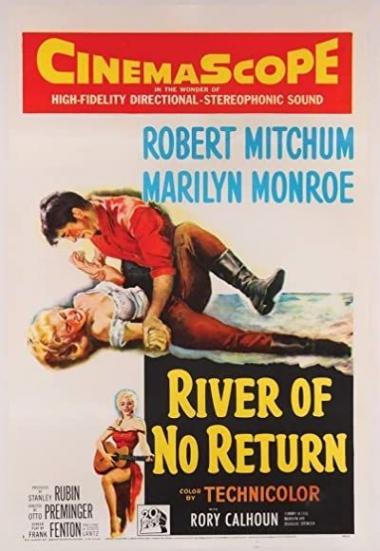 River of No Return 1954