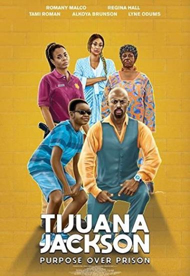 Tijuana Jackson: Purpose Over Prison 2018