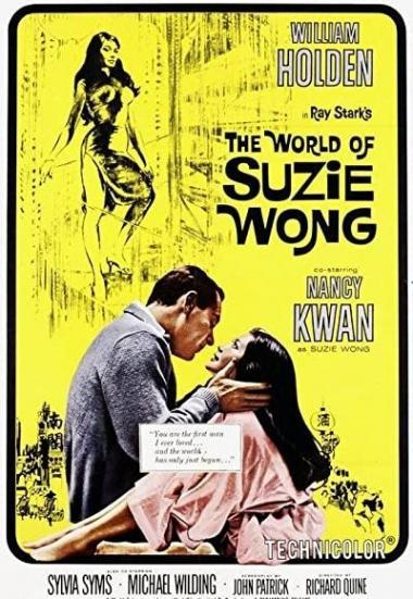 The World of Suzie Wong 1960