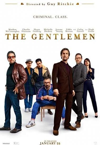 The Gentlemen 2019