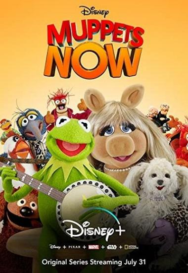 Muppets Now 2020