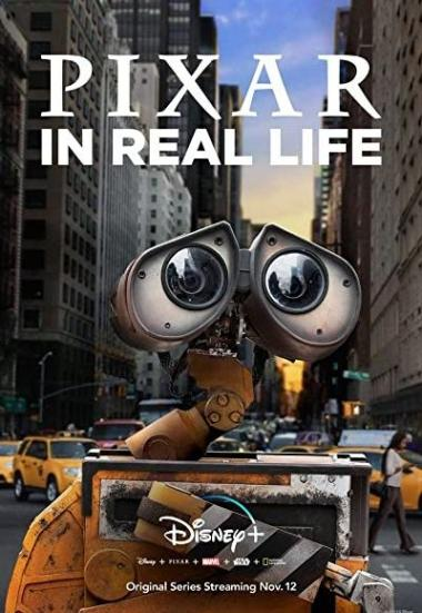 Pixar in Real Life 2019