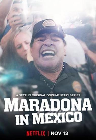 Maradona in Mexico 2019