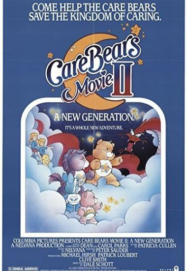 Care Bears Movie II: A New Generation 1986