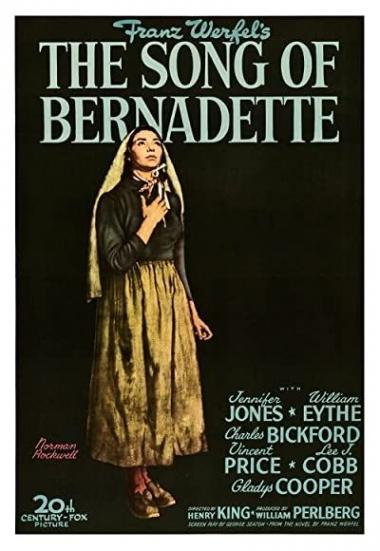 The Song of Bernadette 1943