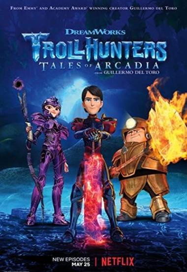 Trollhunters: Tales of Arcadia 2016