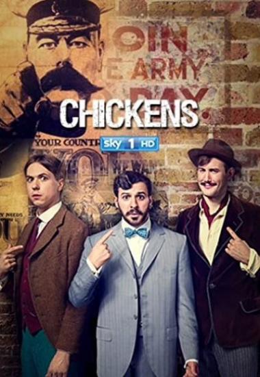 Chickens 2011