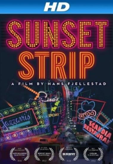 Sunset Strip 2012