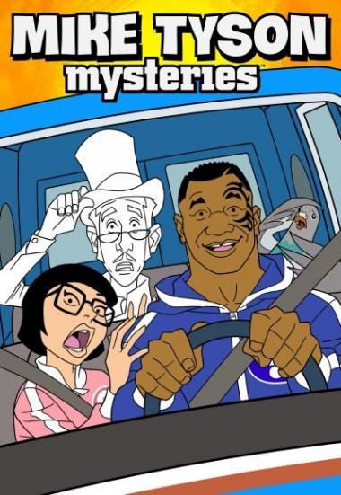 Mike Tyson Mysteries 2014