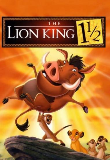 The Lion King 1 1/2 2004