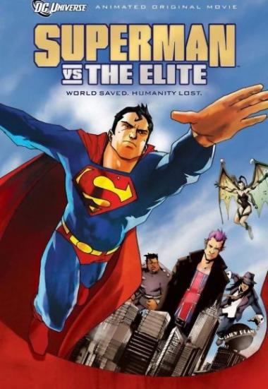 Superman Vs. The Elite 2012