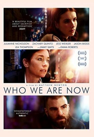 Who We Are Now 2017