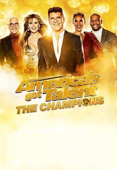 America's Got Talent: The Champions 2019