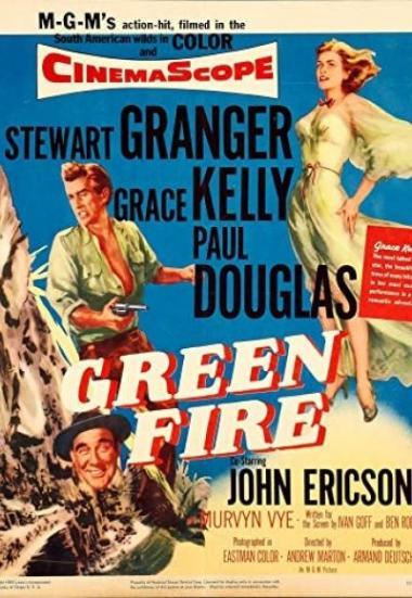Green Fire 1954