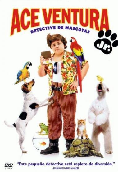 Ace Ventura: Pet Detective Jr. 2009
