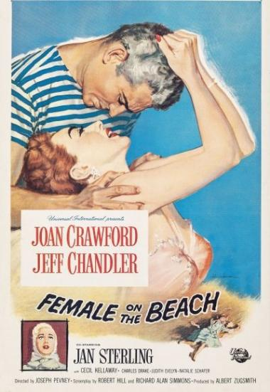 Female on the Beach 1955