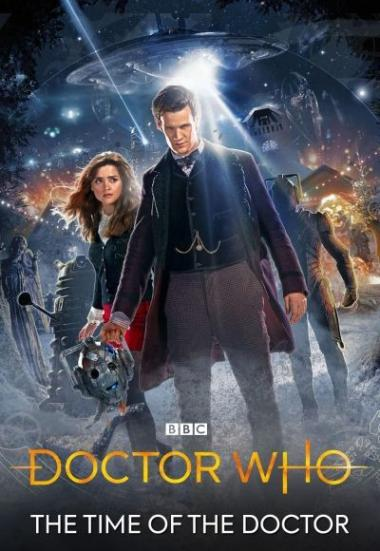 """Doctor Who"" The Time of the Doctor 2013"