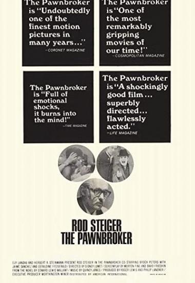 The Pawnbroker 1964
