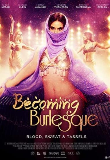 Becoming Burlesque 2017