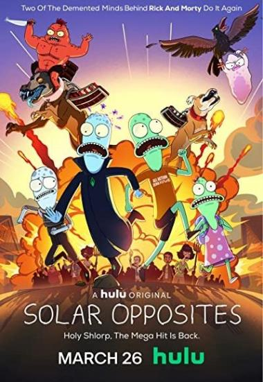 Solar Opposites 2020