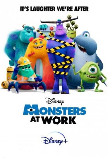 Monsters at Work 2021
