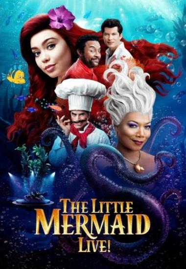 The Little Mermaid Live! 2019