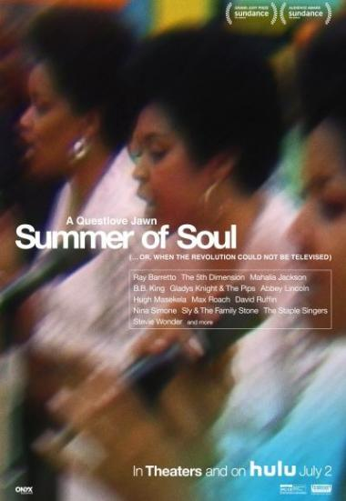 Summer of Soul (...Or, When the Revolution Could Not Be Televised) 2021