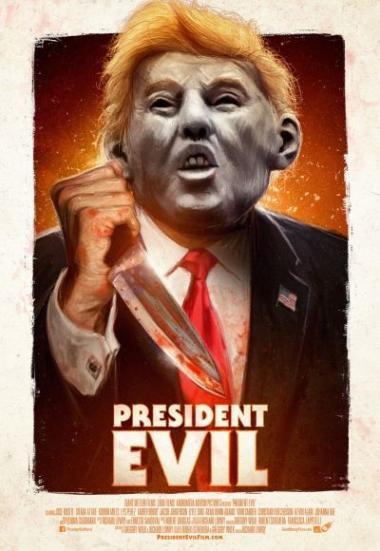President Evil 2018