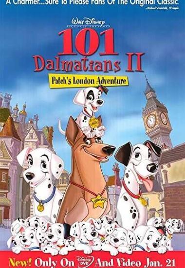 101 Dalmatians 2: Patch's London Adventure 2002