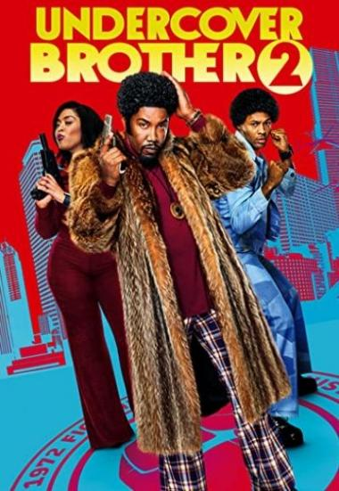 Undercover Brother 2 2019