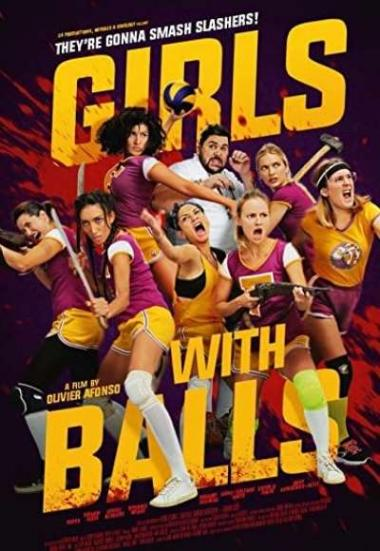 Girls with Balls 2018