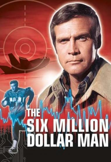 The Six Million Dollar Man 1974