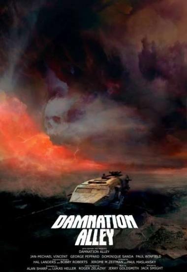 Damnation Alley 1977