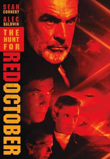 The Hunt for Red October 1990