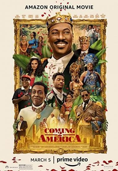 Coming 2 America 2021