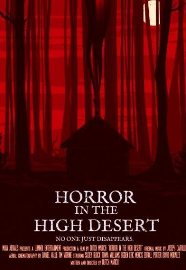 Horror in the High Desert 2021