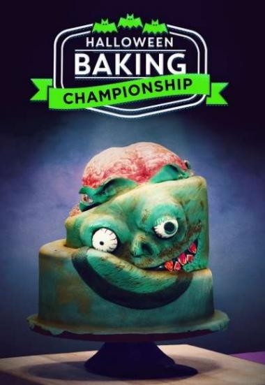 Halloween Baking Championship 2015