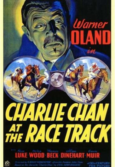 Charlie Chan at the Race Track 1936