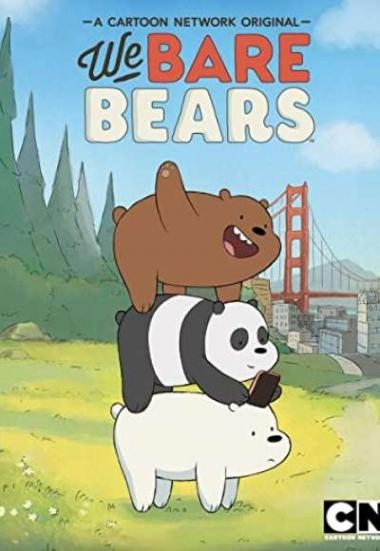 We Bare Bears 2014